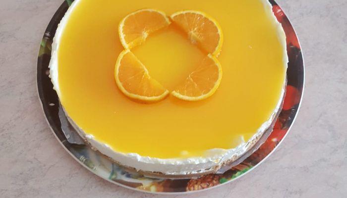 Ricetta Cheesecake all'arancia AranciaDrink